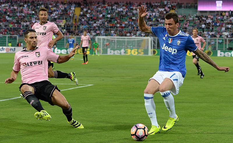 Palermo x Juventus