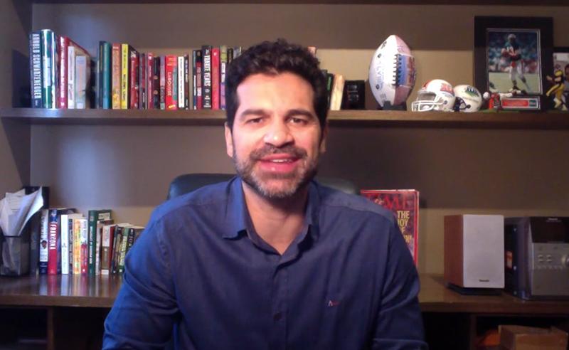 Paulo Antunes fala sobre NFL