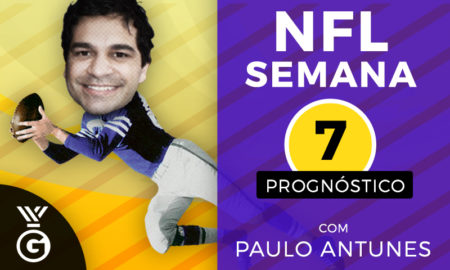 NFL Semana 7: Prognóstico com Paulo Antunes