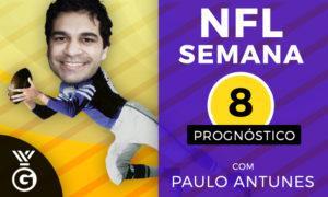 NFL prognóstico com Paulo Antunes