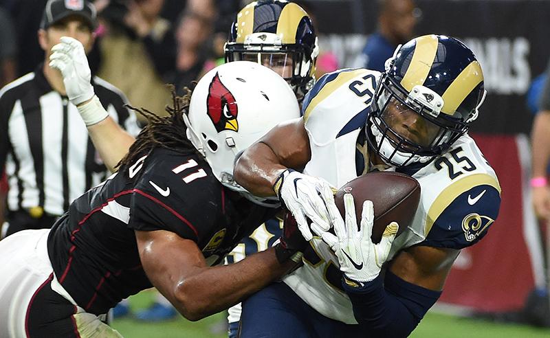 Rams x Cardinals