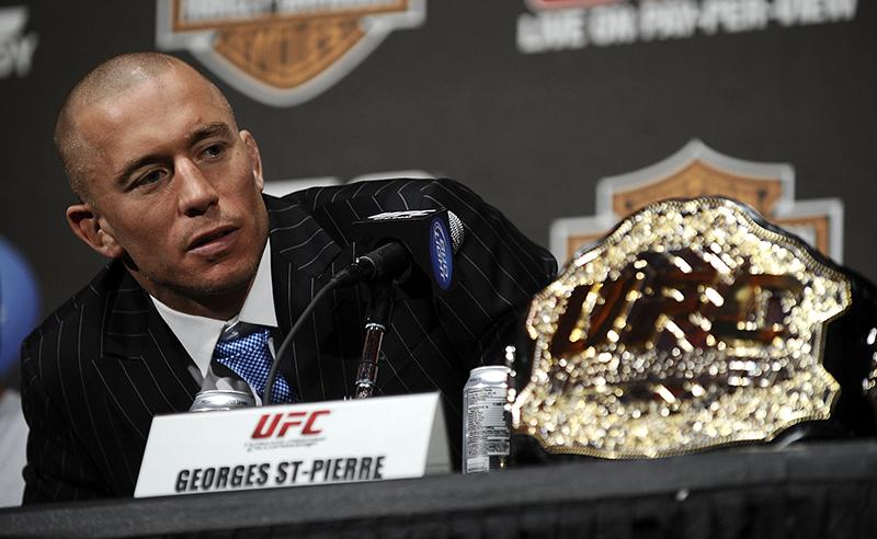 UFC Georges St-Pierre