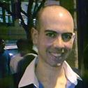Pedro Coelho, integrante da equipe do Ganhador
