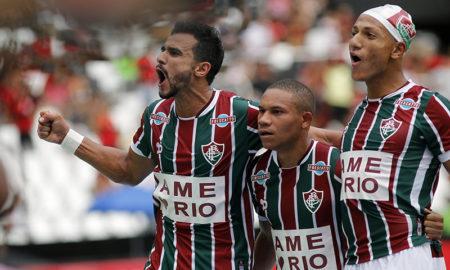 Fluminense campeão da Taça Guanabara