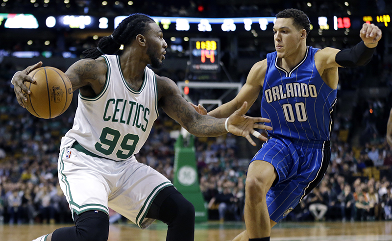 Jae Crowder,Aaron Gordon