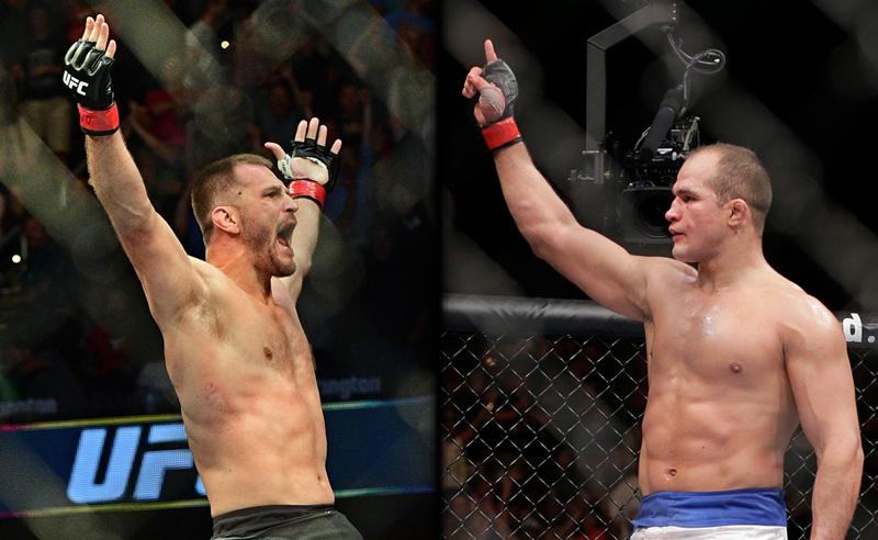 Cigano Vs Miocic 2 no UFC 211