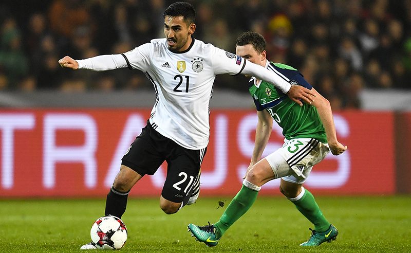 Soccer WCup 2018 Germany Northern Ireland