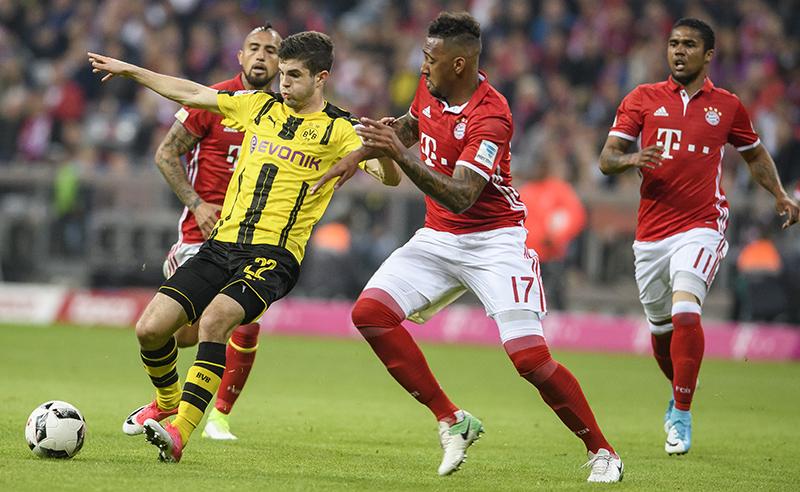 Bayern Muenchen v Borussia Dortmund – Bundesliga