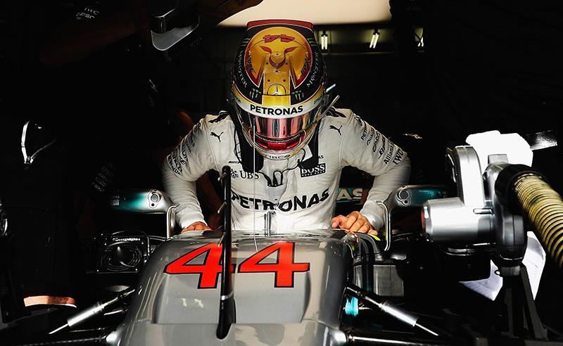 F1 Grand Prix of Bahrain – Qualifying