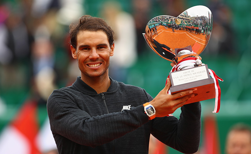 ATP Masters Series: Monte Carlo Rolex Masters – Day Eight