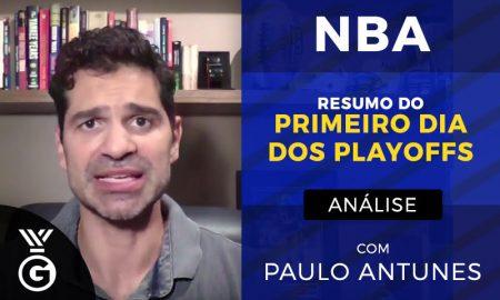 NBA Paulo Antunes