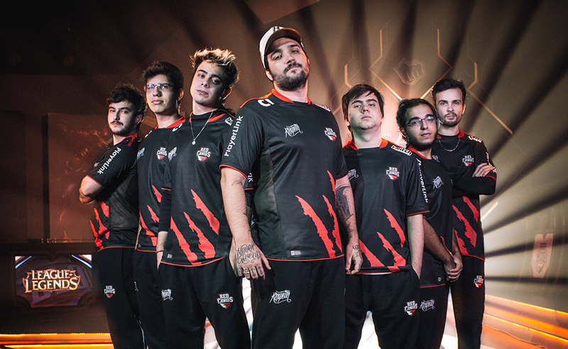 Red Canids MSI
