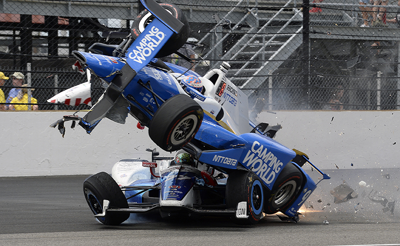 Scott Dixon,Jay Howard