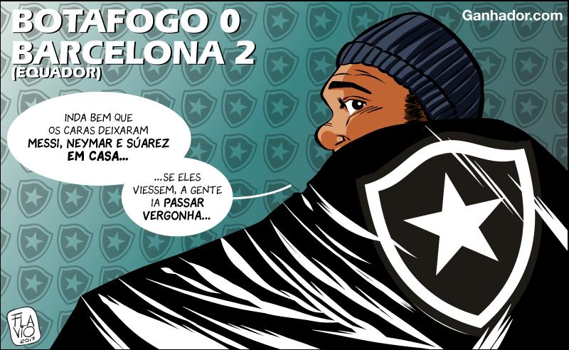 BotafogoxBarcelona-02-05-17