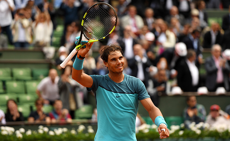 2016 French Open – Day Five