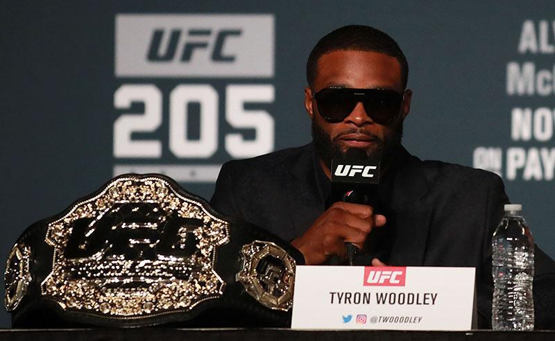 UFC 205: Press Conference