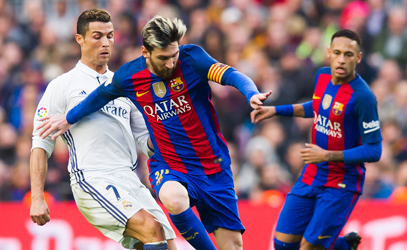 FC Barcelona v Real Madrid CF – La Liga
