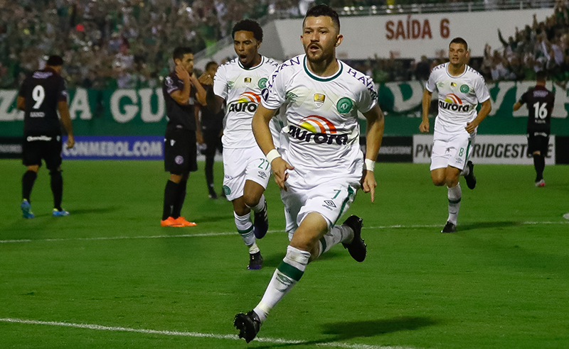 Chapecoense v Lanus – Copa Bridgestone Libertadores 2017