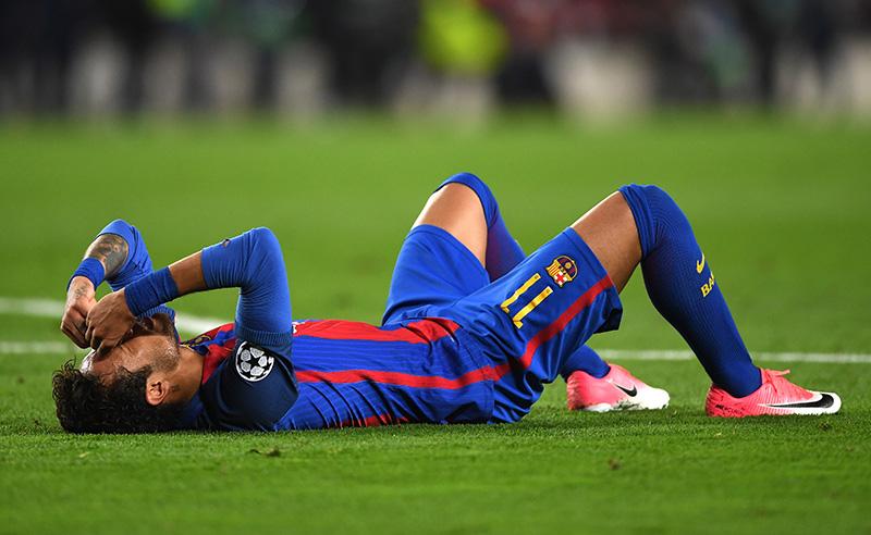 FC Barcelona v Juventus – UEFA Champions League Quarter Final: Second Leg