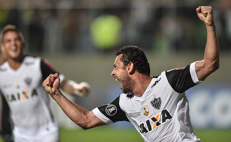 Atletico MG v Libertad – Copa Bridgestone Libertadores 2017