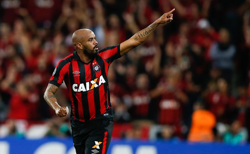 Atletico PR v Flamengo – Copa Bridgestone Libertadores 2017