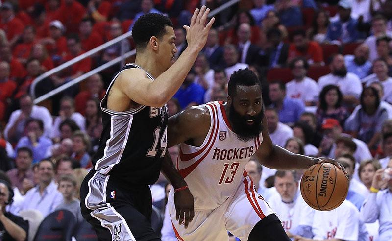 San Antonio Spurs v Houston Rockets – Game Three