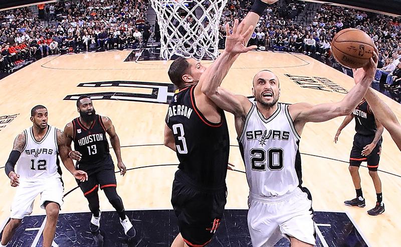 Houston Rockets v San Antonio Spurs – Game Five