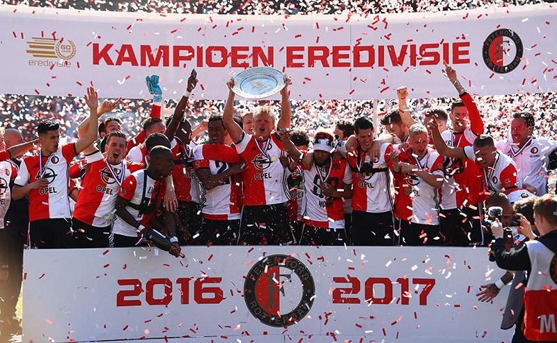 Feyenoord v SC Heracles Almelo – Eredivisie