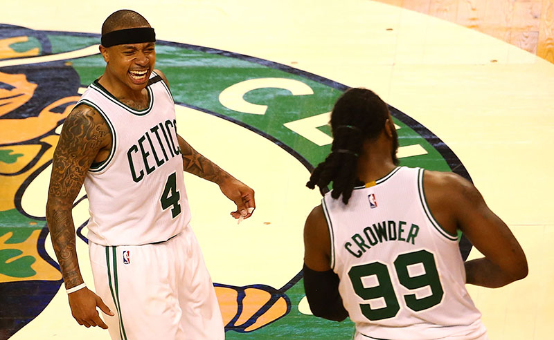 Washington Wizards v Boston Celtics – Game Seven