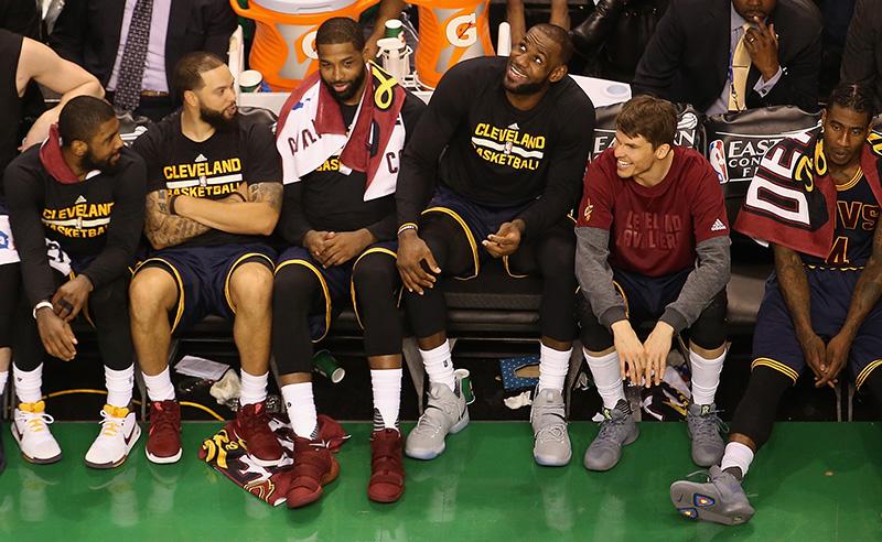 Cleveland Cavaliers v Boston Celtics – Game Five