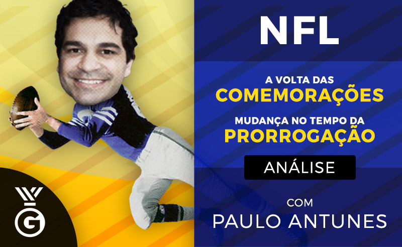NFL Paulo Antunes