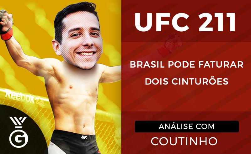 UFC 211 Stipe Miocic x Junior Cigano
