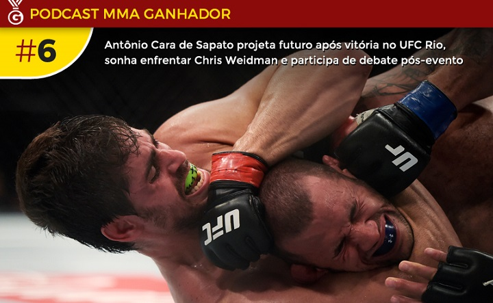 Cara de Sapato – UFC