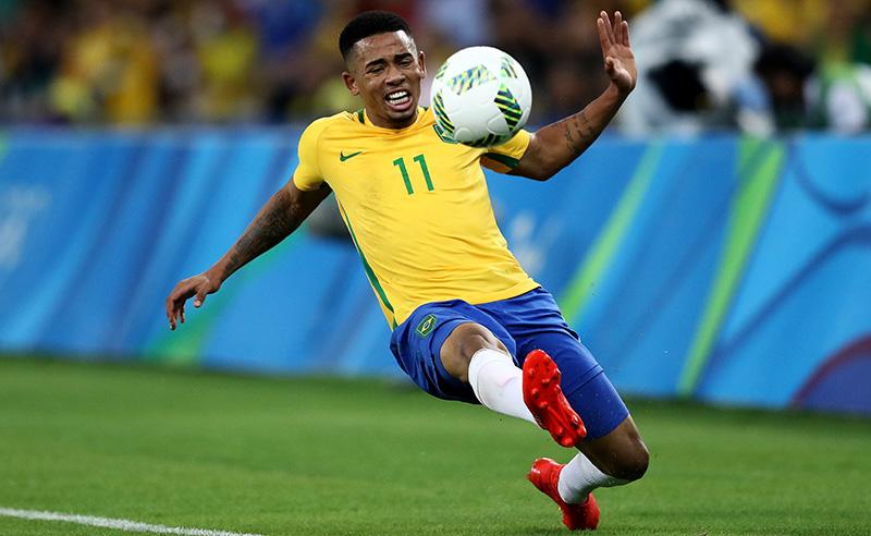 Brazil v Germany – Final: Men's Football – Olympics: Day 15