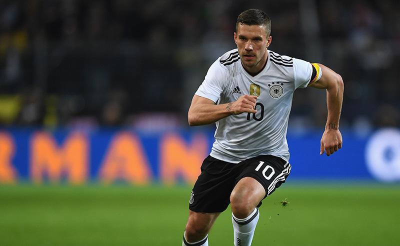 Germany v England – International Friendly
