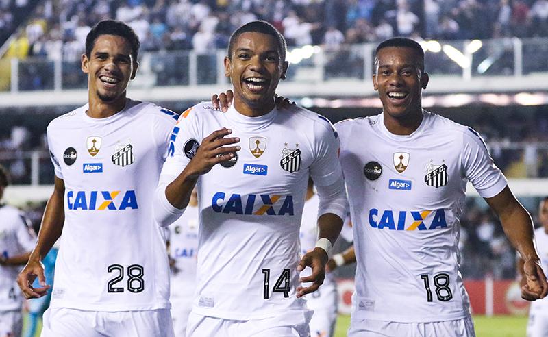 Santos v Sporting Cristal – Copa Bridgestone Libertadores 2017