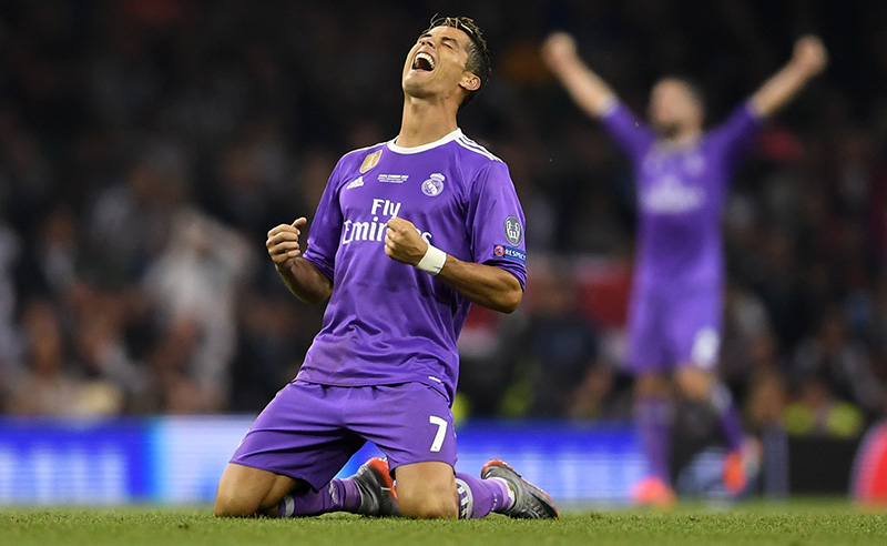 Juventus v Real Madrid – UEFA Champions League Final