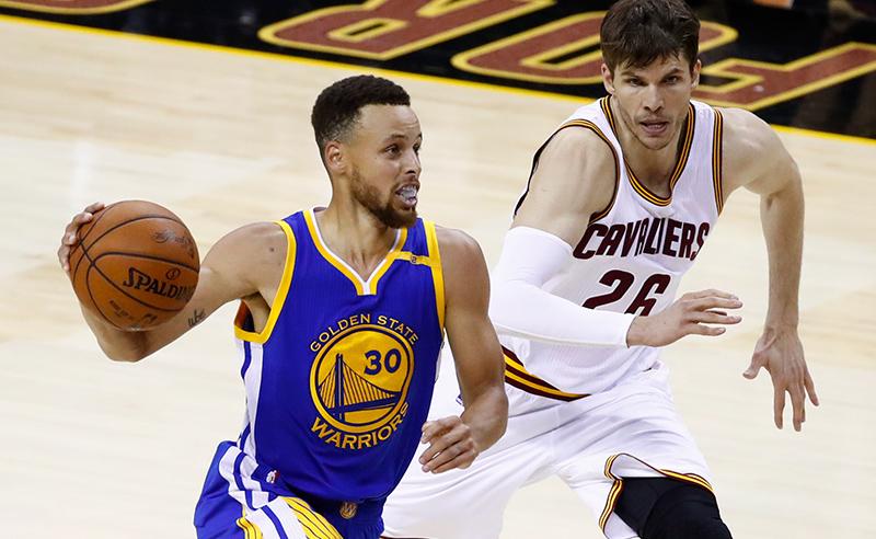 2017 NBA Finals – Game Three