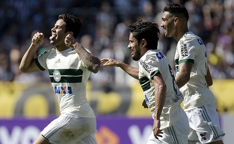 Botafogo v Coritiba – Brasileirao Series A 2017