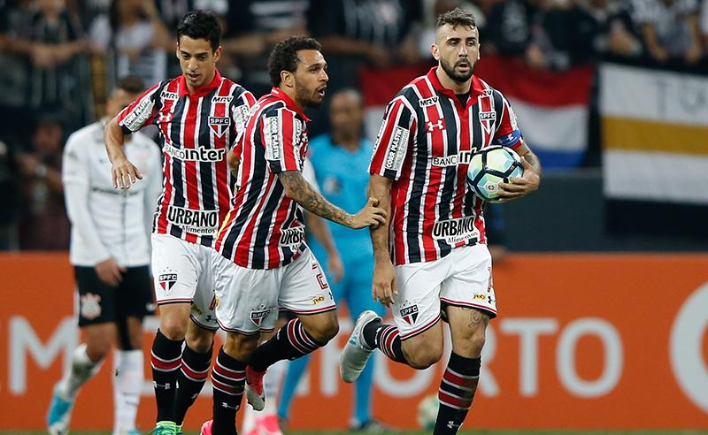 Corinthians v Sao Paulo – Brasileirao Series A 2017