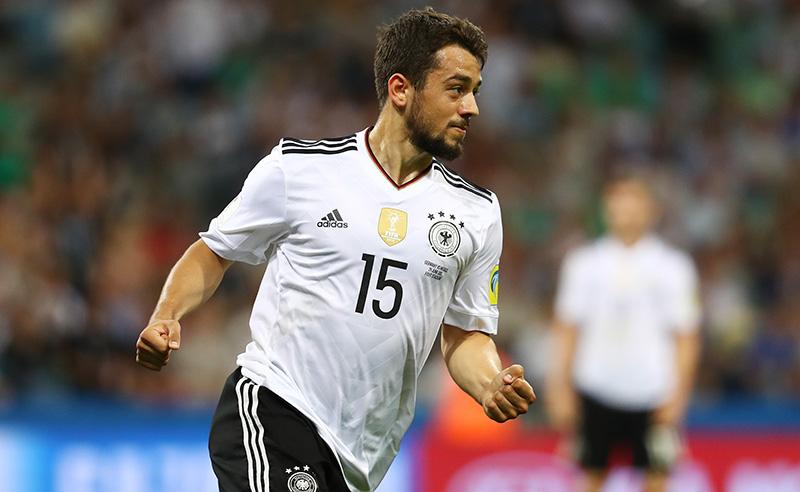 Germany v Mexico: Semi-Final – FIFA Confederations Cup Russia 2017