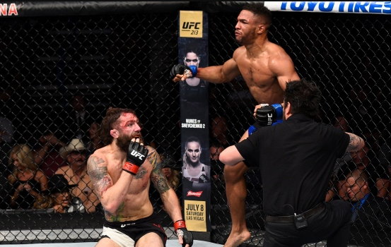 Kevin Lee e Michael Chiesa – UFC