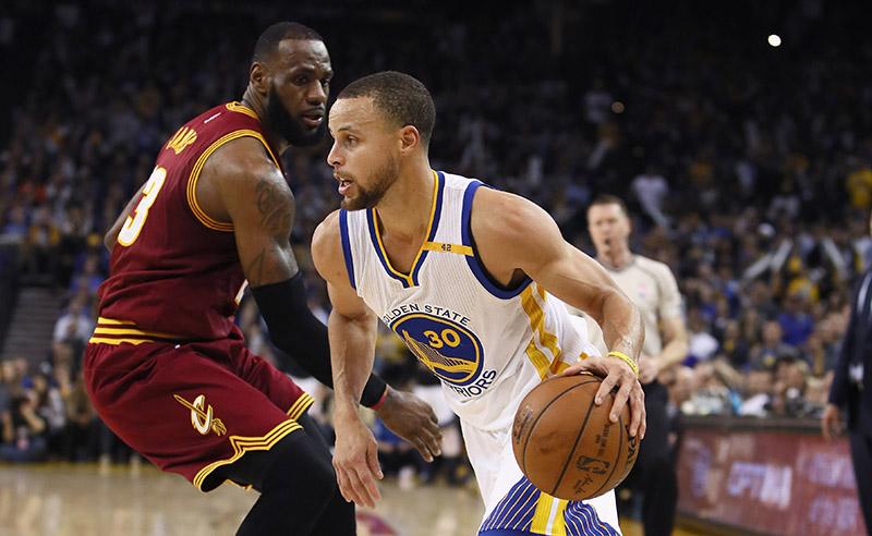 247384085 Golden State Warriors x Cleveland Cavaliers  rivalidade na final da NBA