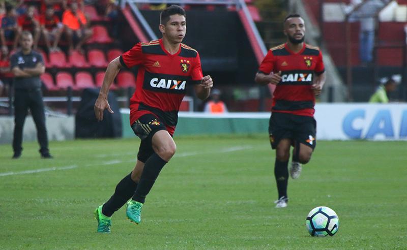 SPORT X ATLETICO PR – CAMPEONATO BRASILEIRO 2017