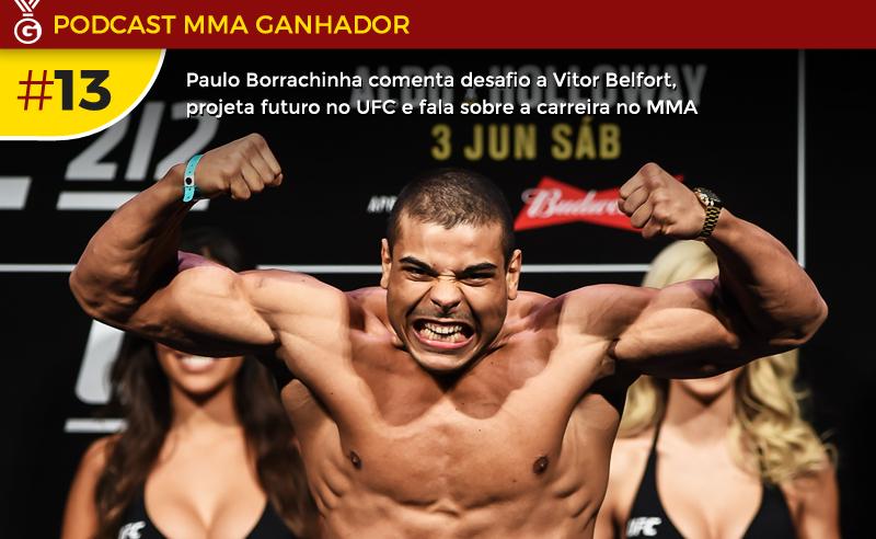 Paulo Borrachinha – UFC