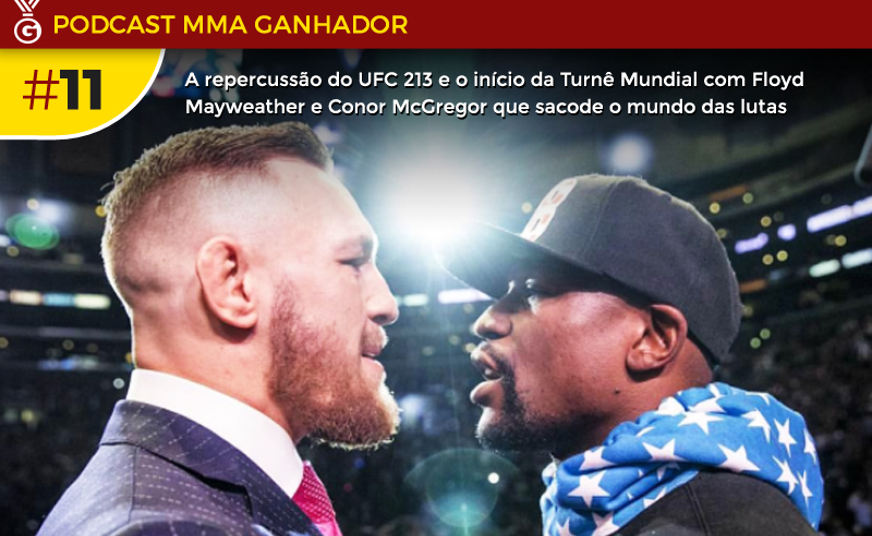 Floyd Mayweather e Conor McGregor – Showtime