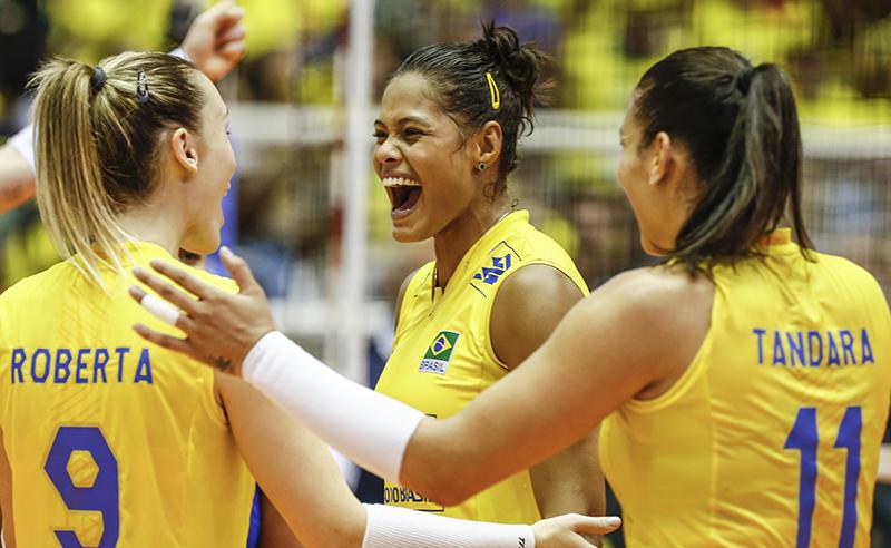 Brasil vôlei feminino Grand Prix