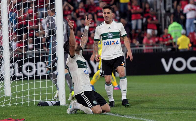 Coritiba Brasileirão 2017