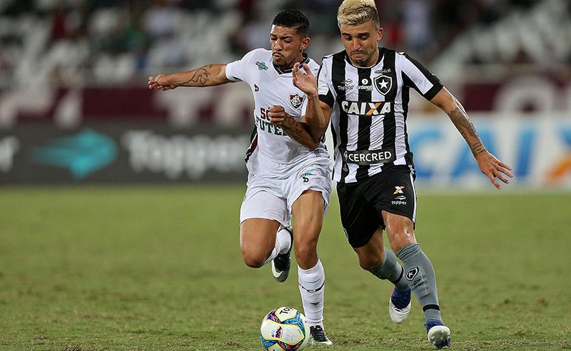 Fluminense x Botafogo