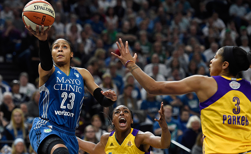 2016 WNBA Finals – Game Two